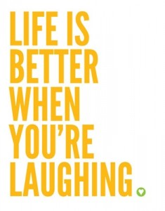lifeisbetterwhenlaughing