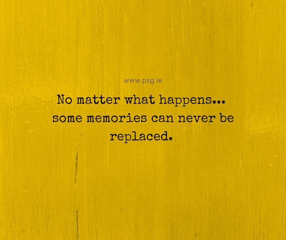 some memories can never be replaced executive and life coaching