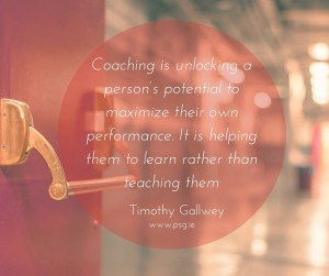 Coaching quote