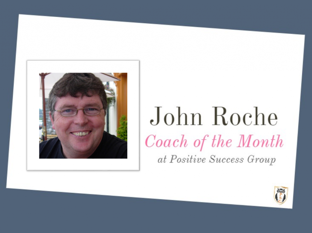 John Roche Blog Card
