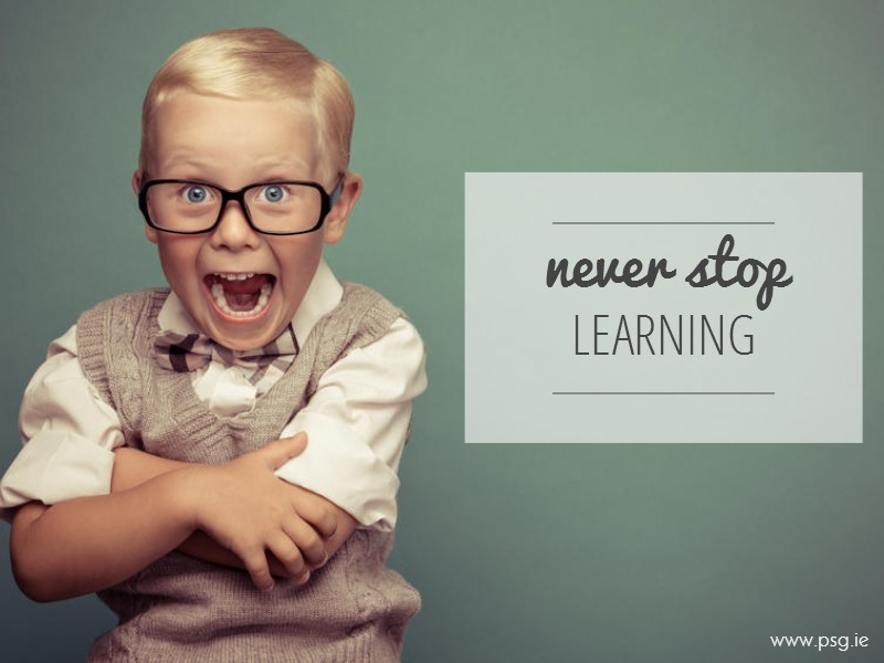 NeverStopLearning