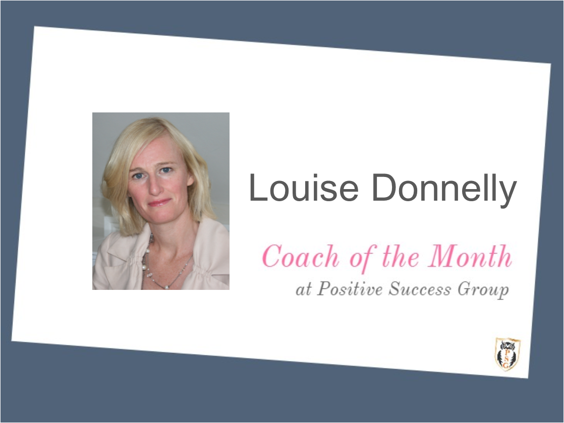 Louise Donnelly 171 Executive And Life Coaching Courses And